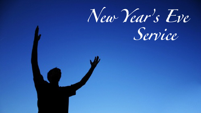 New Year\'s Eve Service – Gospel Tabernacle of Prayer